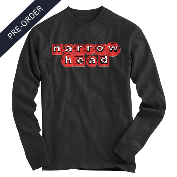 Narrow Head - Logo Long Sleeve Shirt