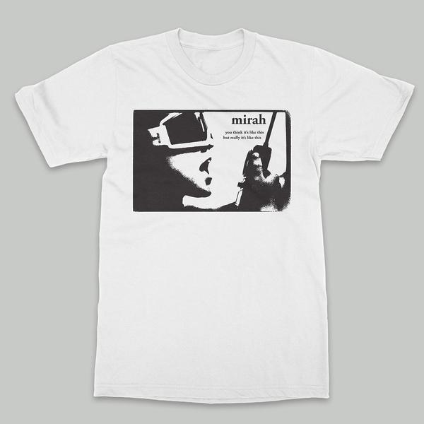 Mirah - Walkie Talkie Shirt