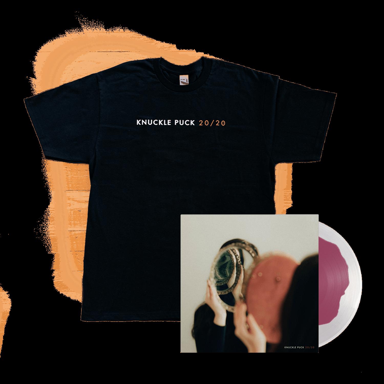 20/20 Tee + 20/20 Vinyl