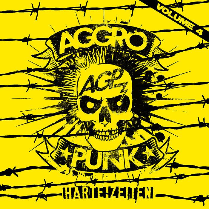 Aggropunk Volume 4 - Sampler (Digipack CD)