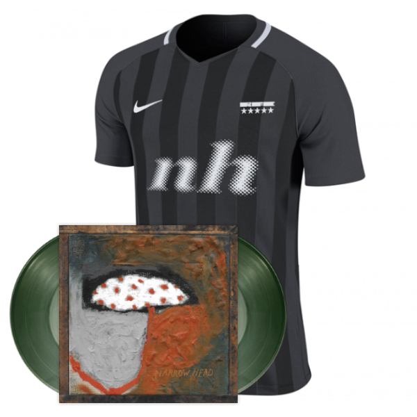 Narrow Head - Soccer Jersey Bundle