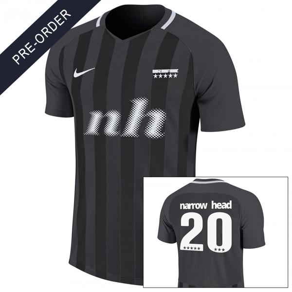 Narrow Head - Nike Soccer Jersey