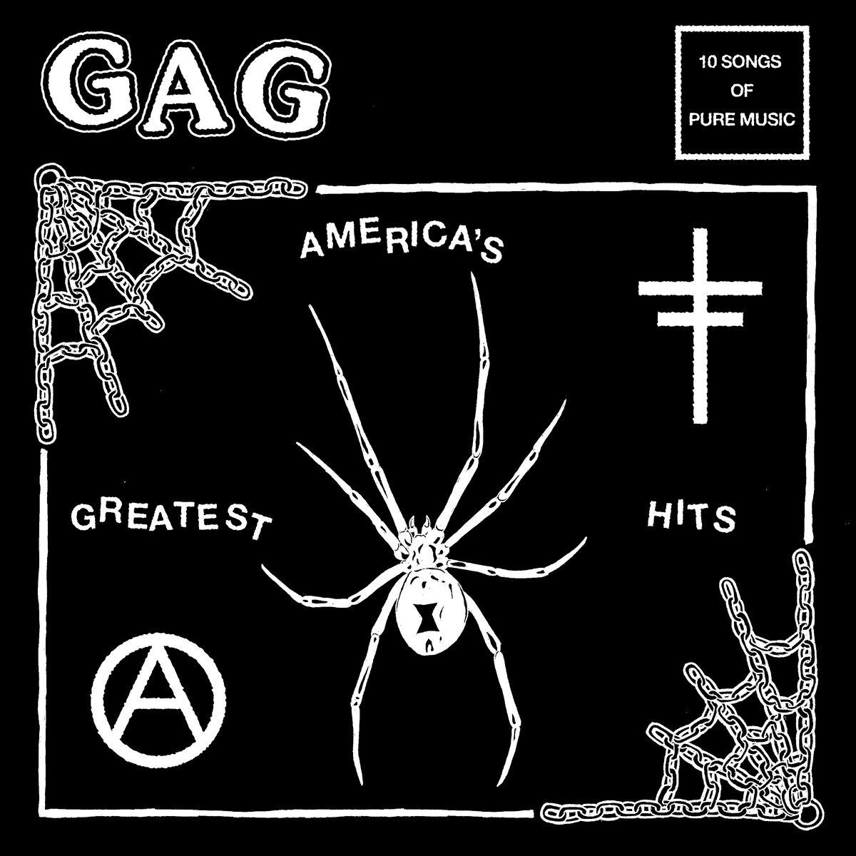 Gag - America's Greatest Hits LP