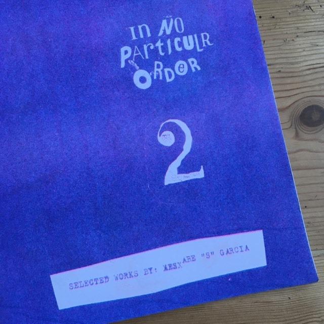 In No Particular Order #2 - zine