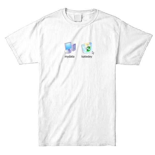 katie dey – mydata XP Shirt