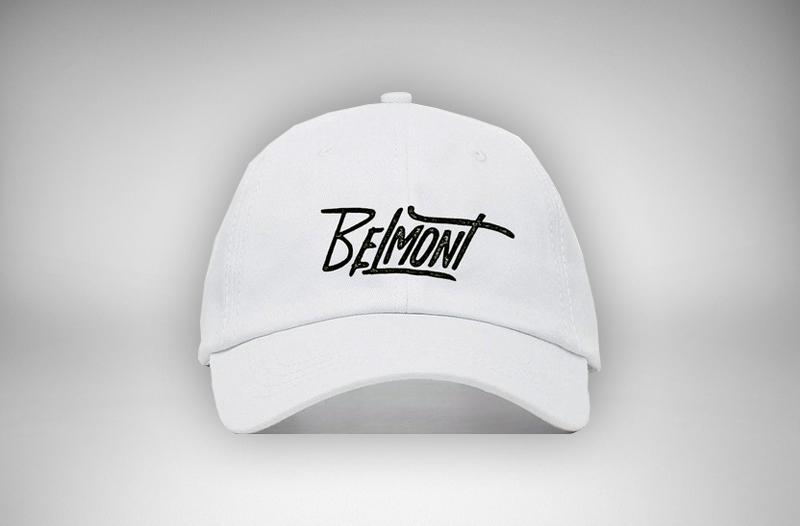Belmont Logo Hat
