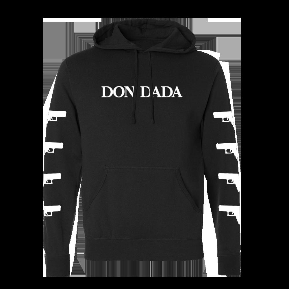 Don Dada Hoodie - Black