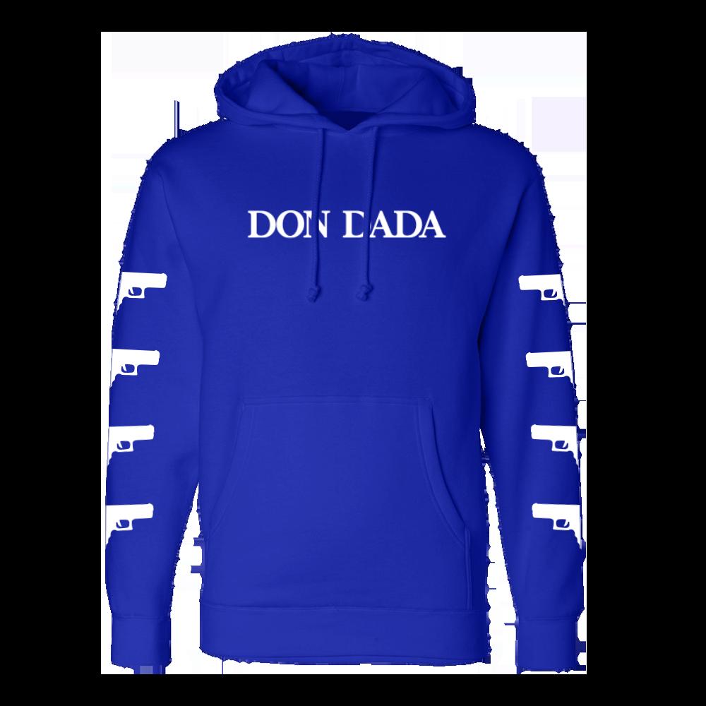 Don Dada Hoodie - Royal