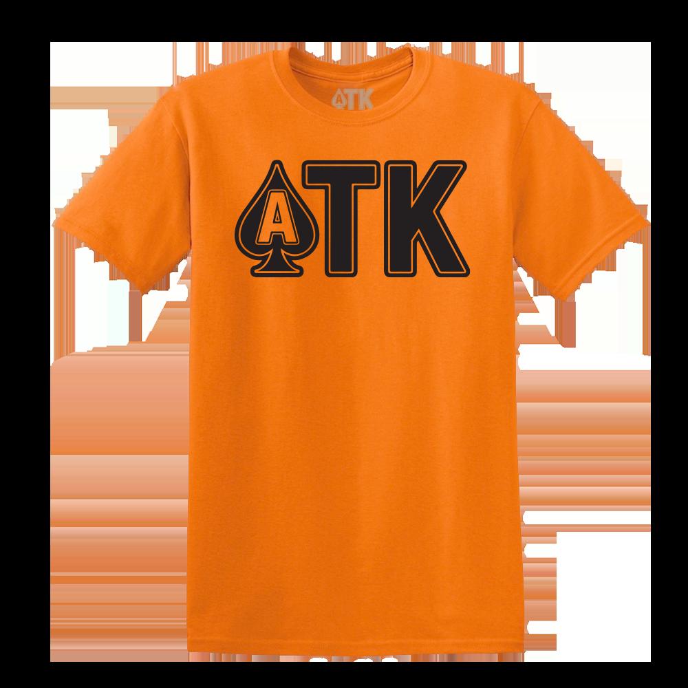 OG ATK Tee - Orange