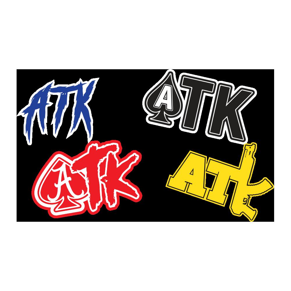 ATK Sticker Pack