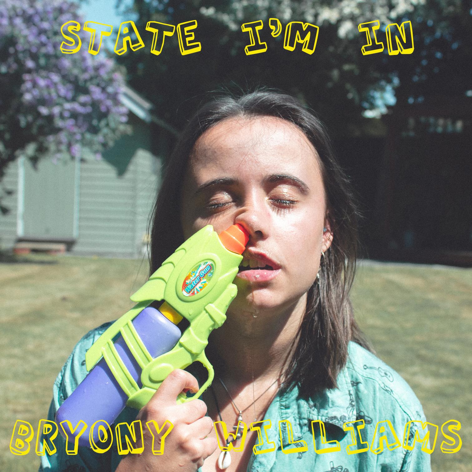 Bryony Williams - State I'm In Vinyl