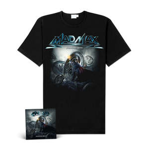 Mad Max - Stormchild Rising (CD + Shirt