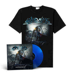 Mad Max - Stormchild Rising (LP + Shirt