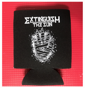 Extinguish The Sun - Hand of Doom Koozie