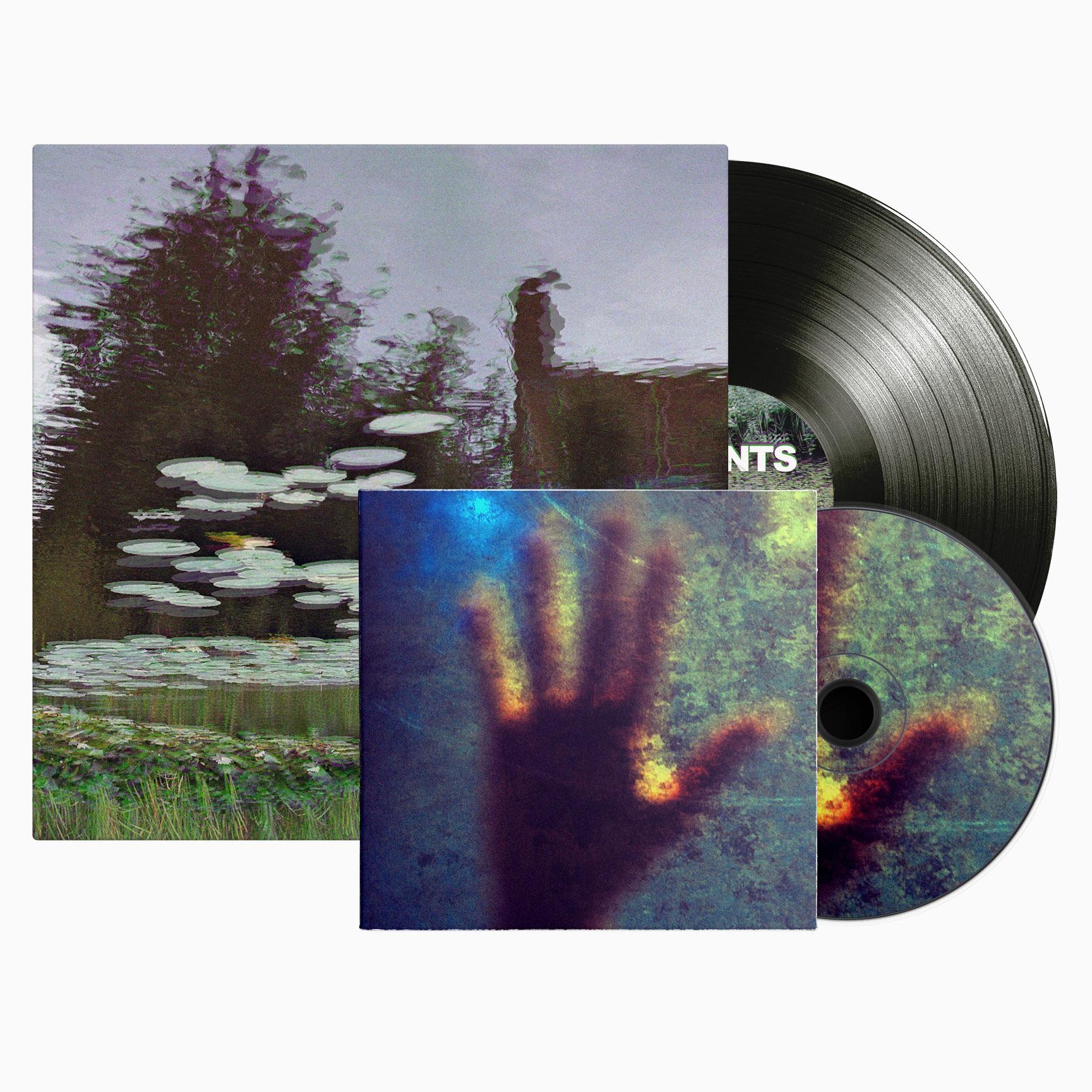 Haunts - LP & EP