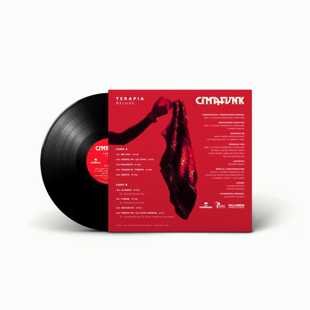 Terapia Deluxe Vinyl