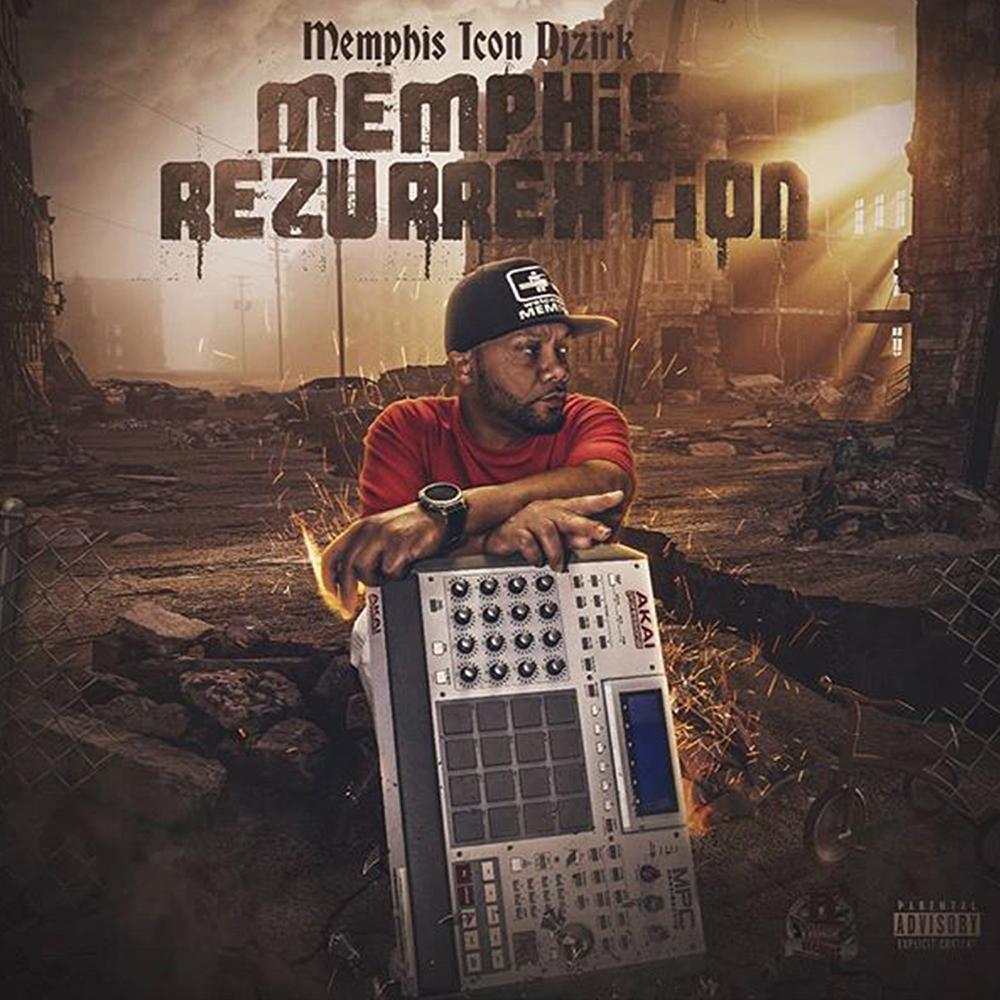 DJ Zirk - Memphis Rezurrextion