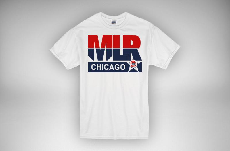 Mutant League USA Basketball Teeshirt