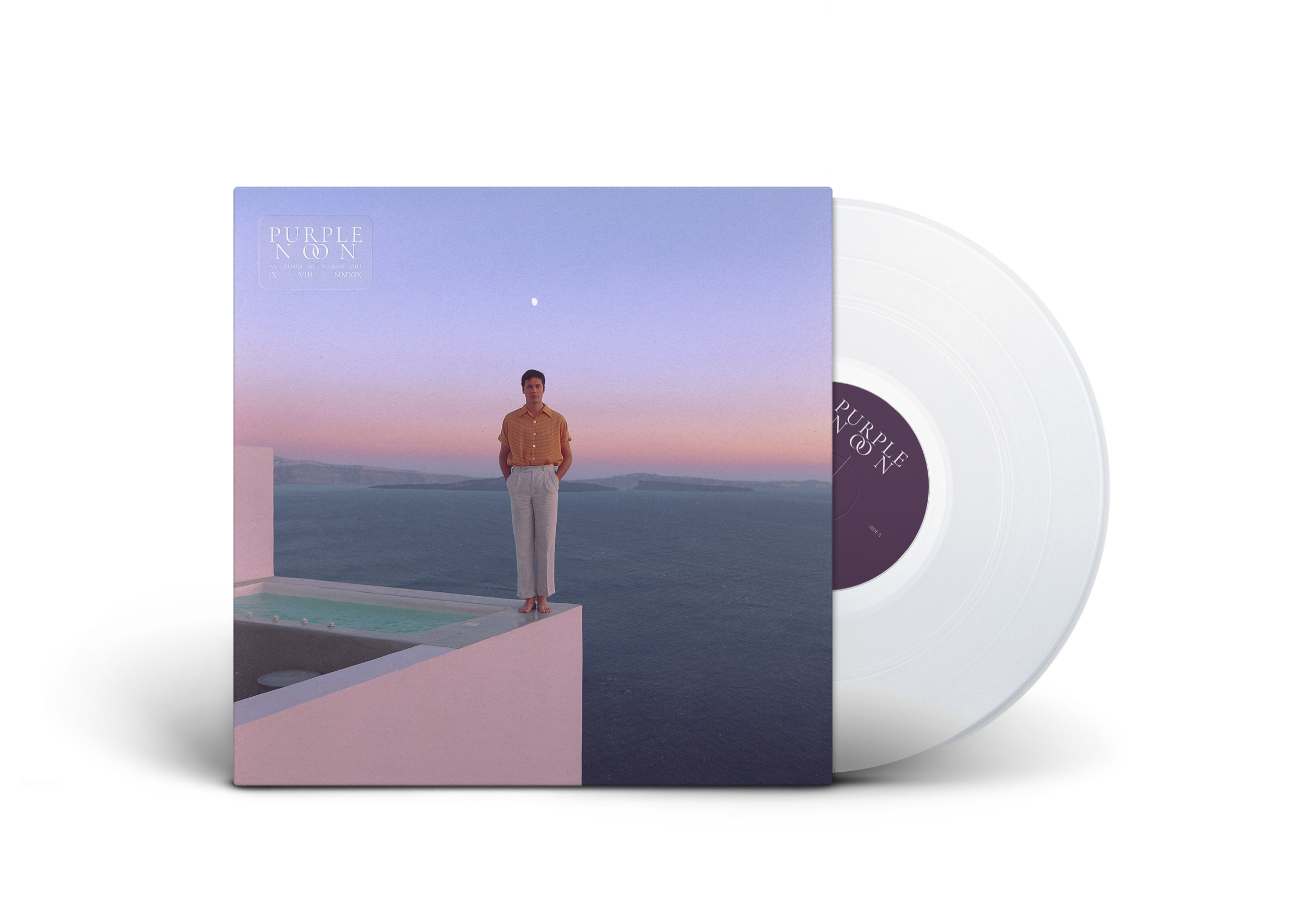 Purple Noon - Loser Edition Vinyl