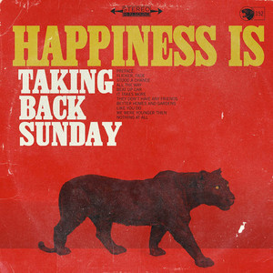 Taking Back Sunday ‎– Happiness Is