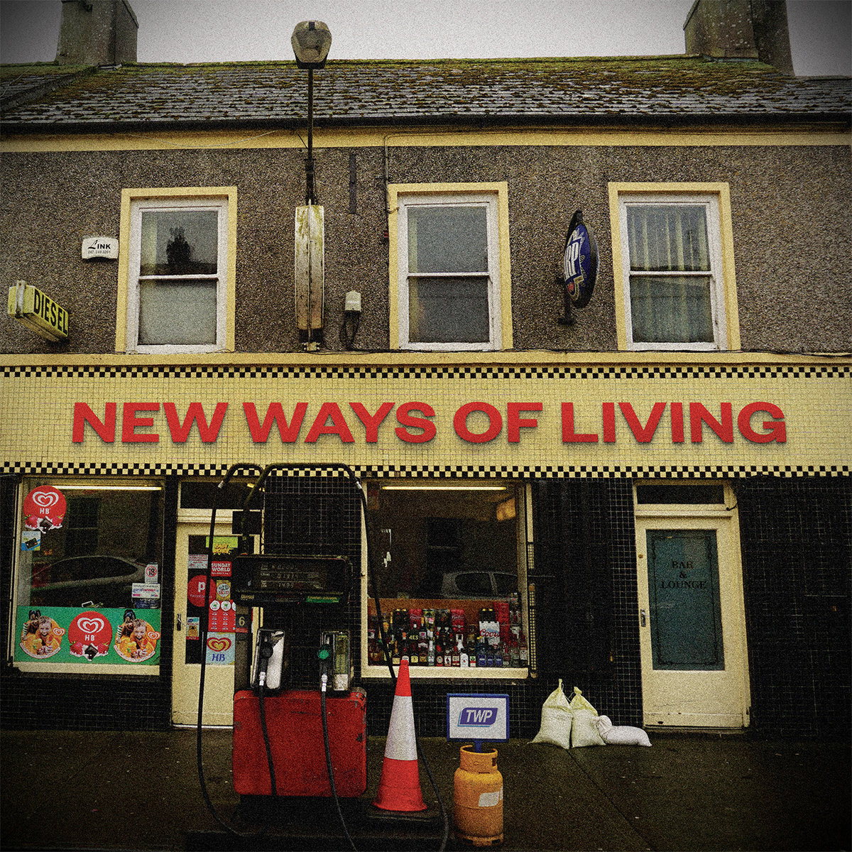 The Winter Passing - New Ways of Living LP