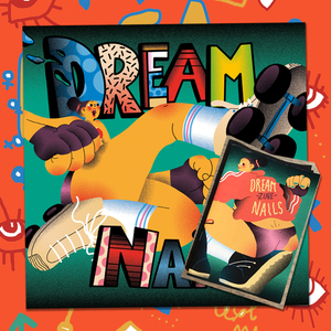 Dream Nails - Text Me Back Bundle (Album and Signed Zine)