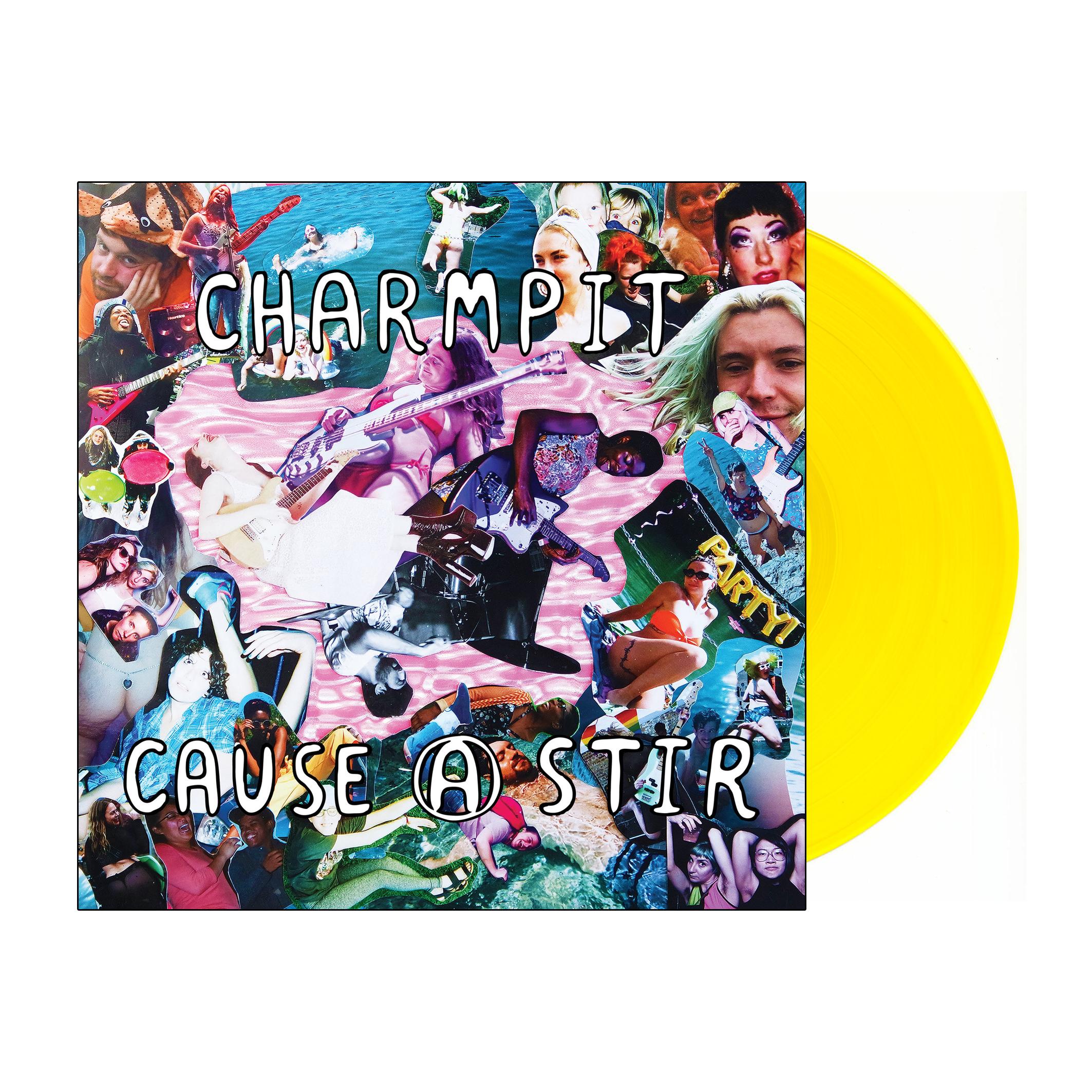 Charmpit - Cause A Stir LP