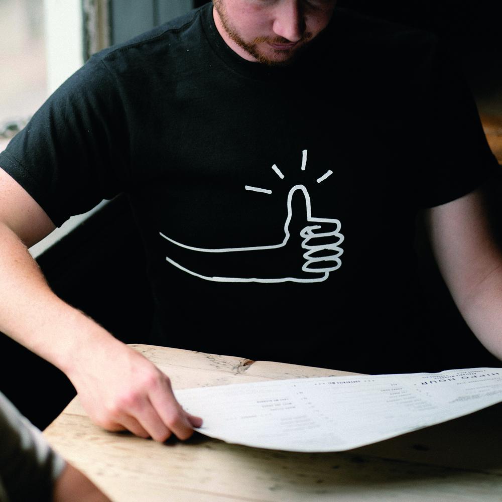 All Good T-Shirt (Black)
