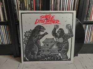 Little Brother / Schelle - Split LP