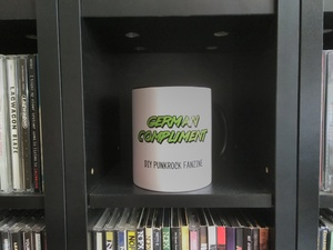 German Compliment Coffee Mug