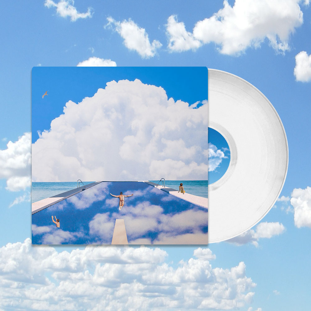 Everything Changes In The End - White Vinyl