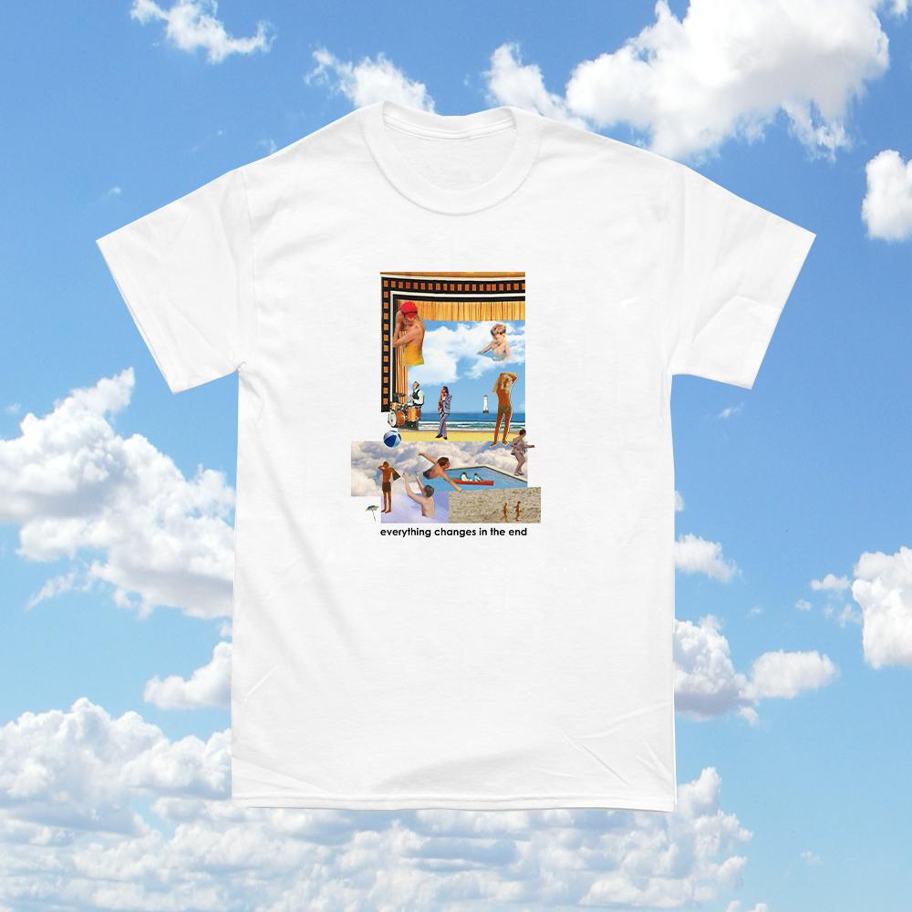 Collage T-Shirt (White)