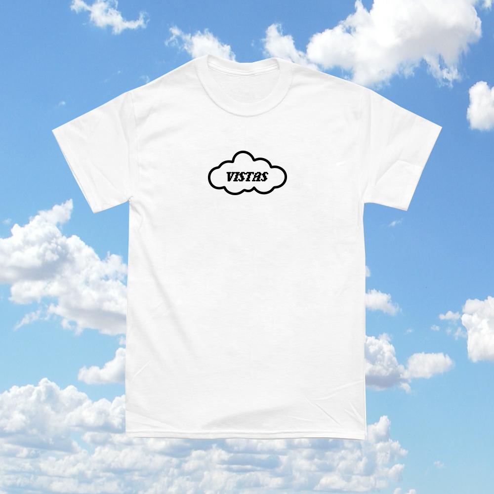 Cloud T-Shirt (White)