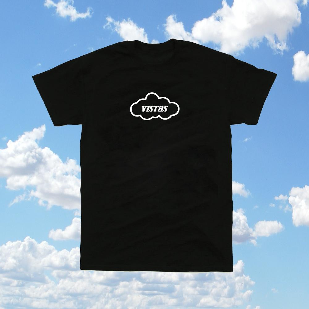 Cloud T-Shirt (Black)