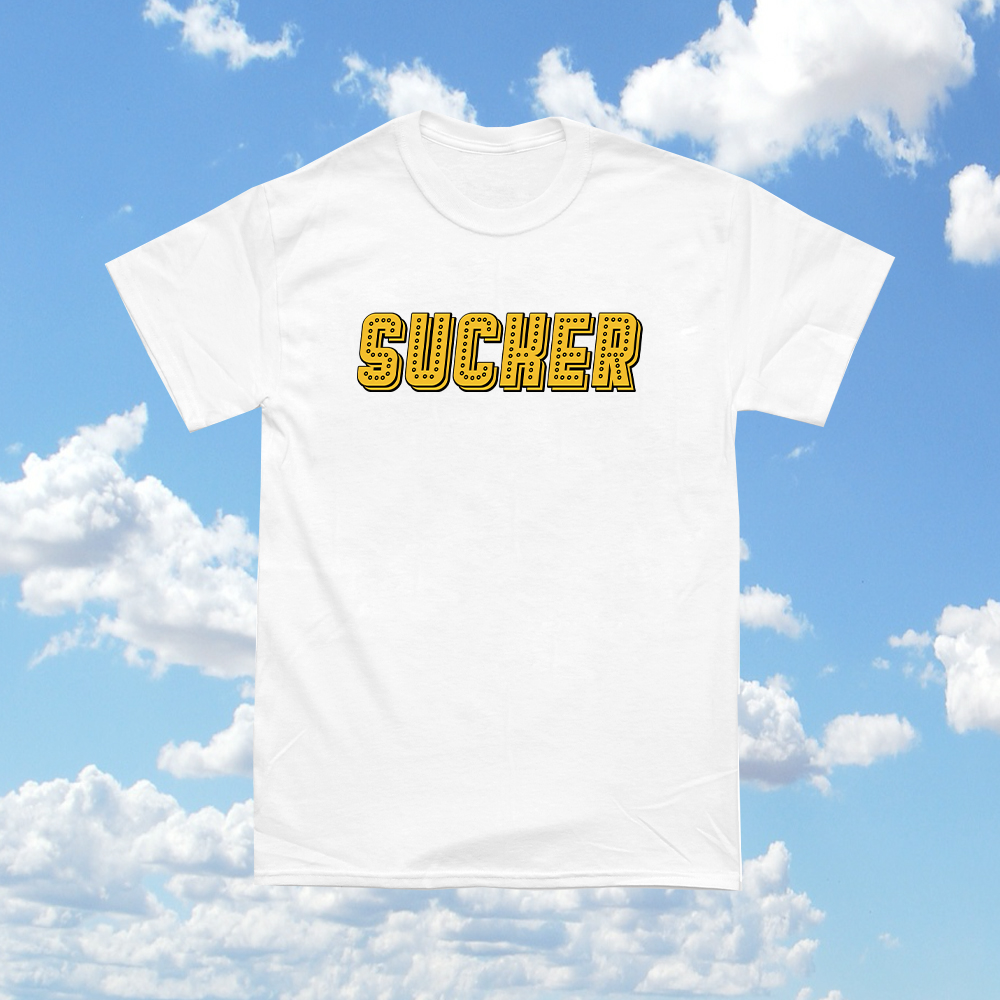 Sucker T-Shirt (White)