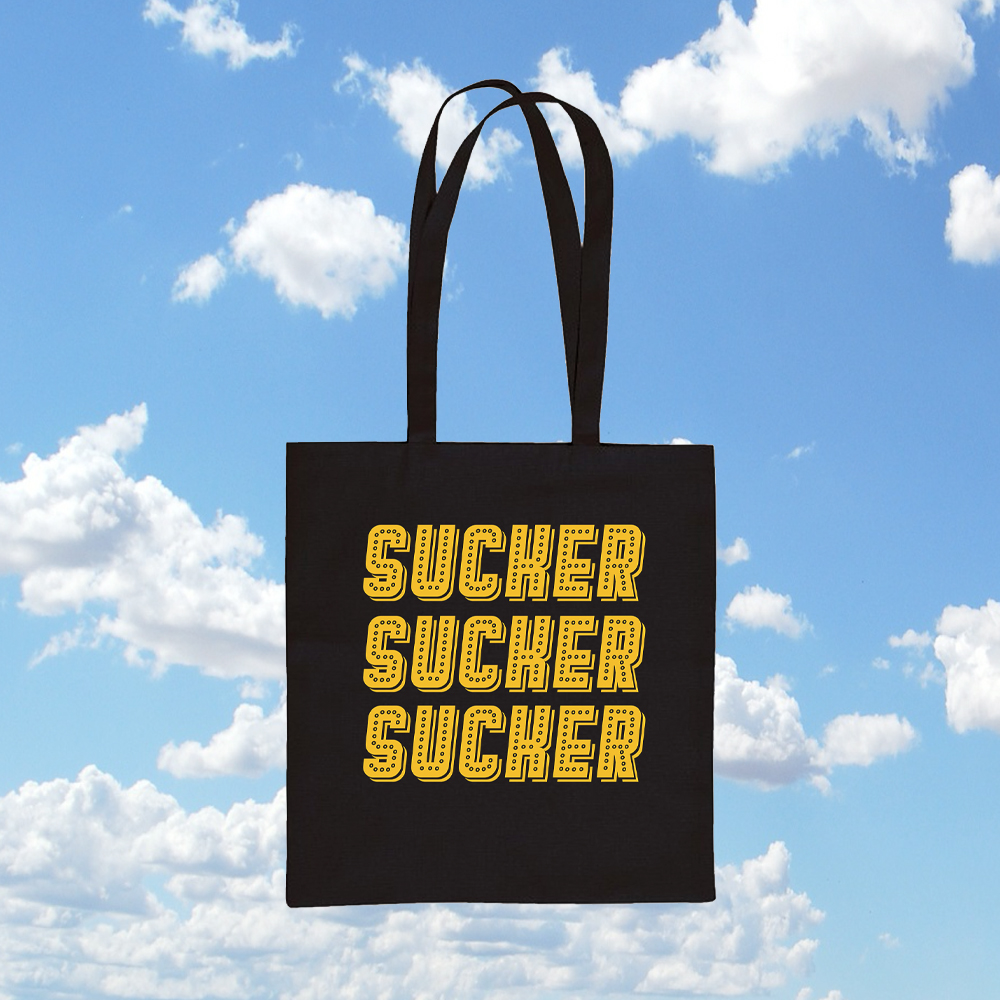 Sucker - Tote Bag