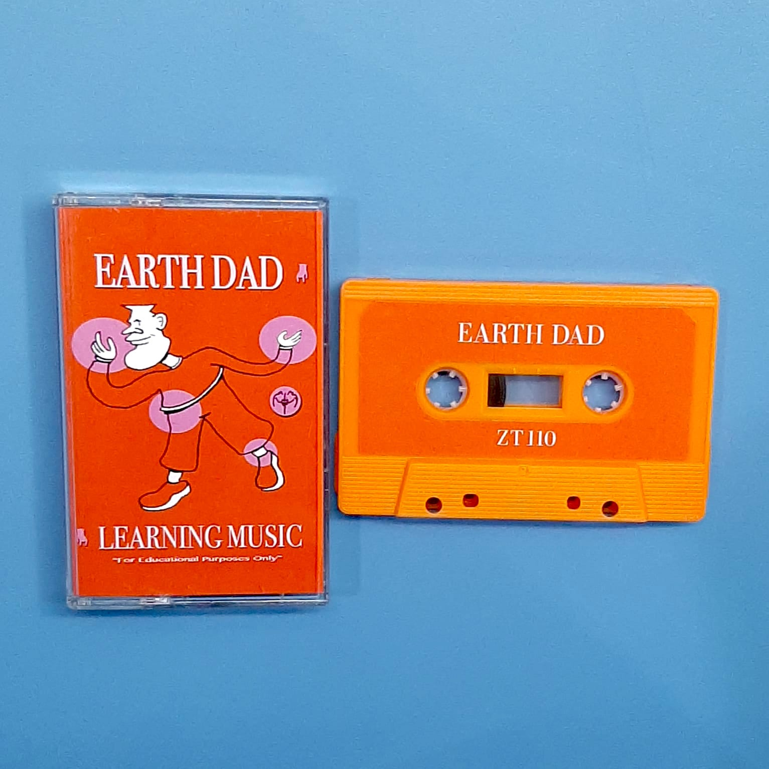 Earth Dad - Learning Music (Z Tapes)