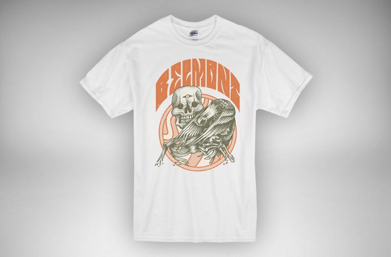 Belmont Skull Shirt