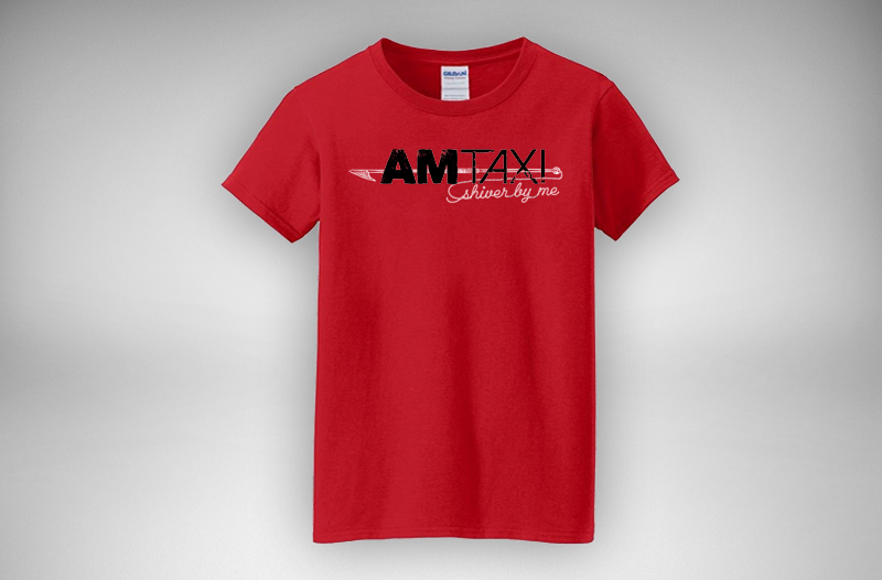 AM Taxi Harpoon Shirt