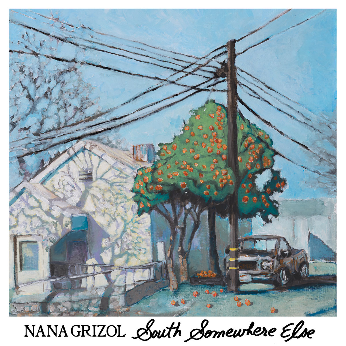 Nana Grizol - South Somewhere Else LP