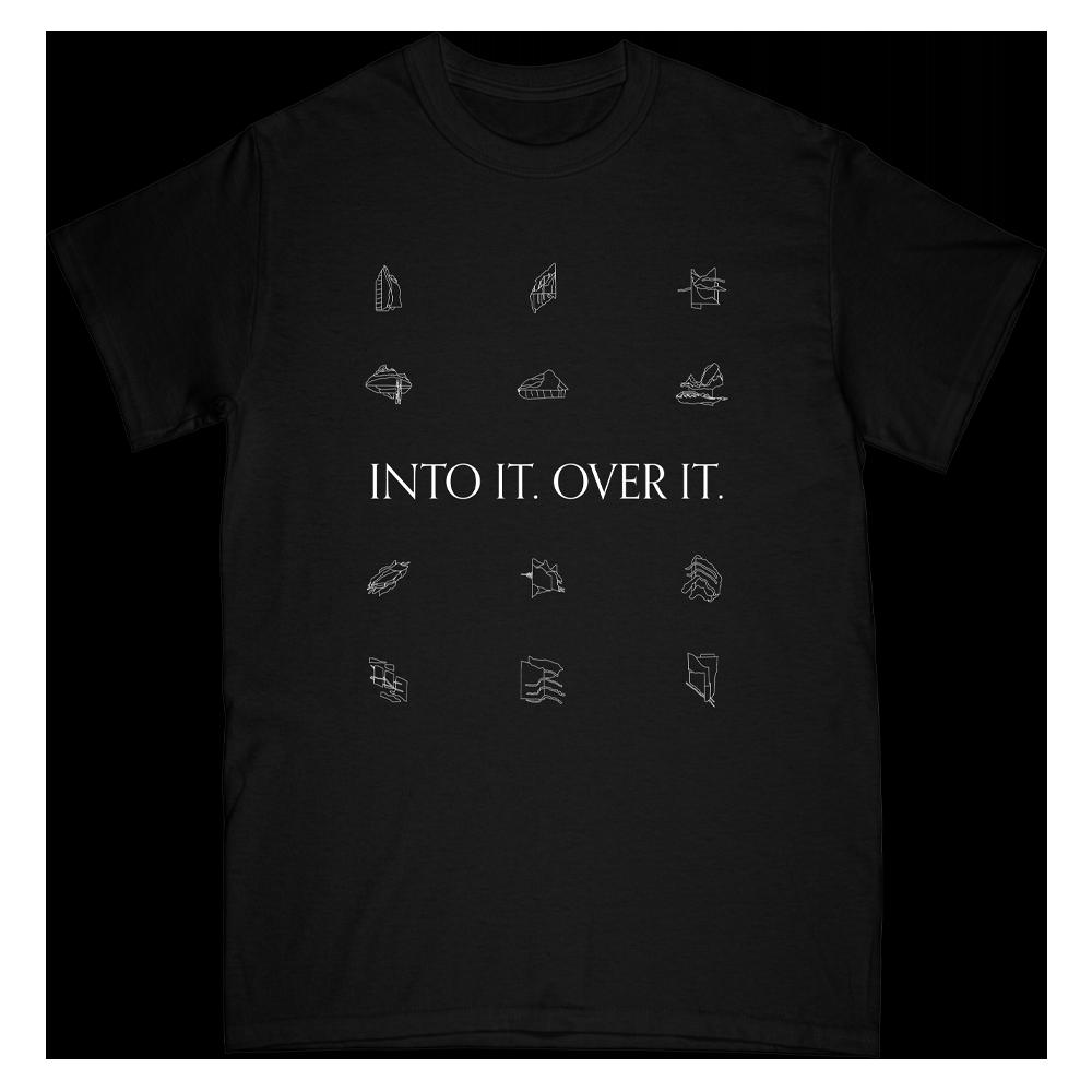 Into It. Over It. - Symbols Tee