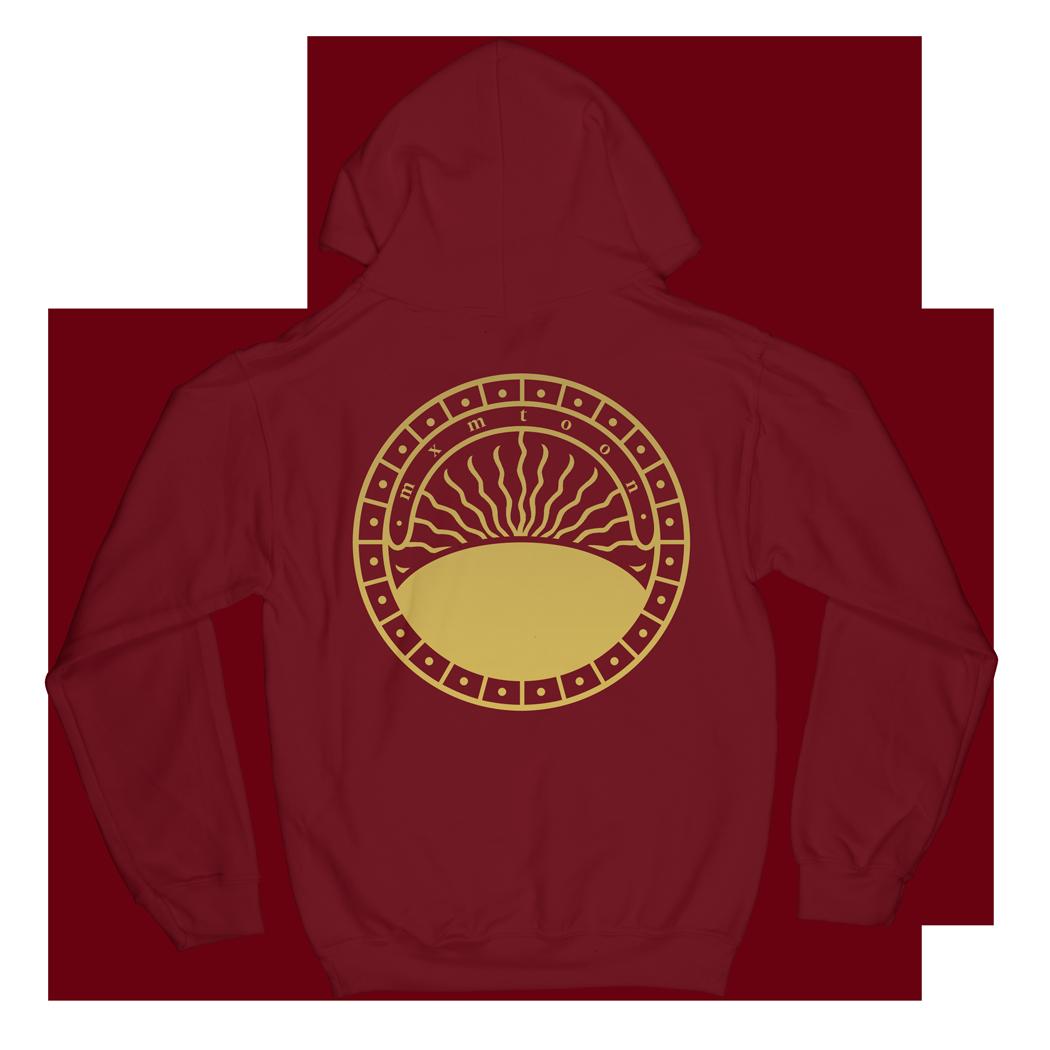 Dawn & Dusk Circle Logo Hoodie