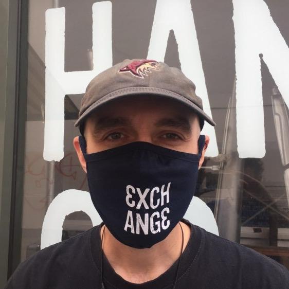 Exchange - Face Mask