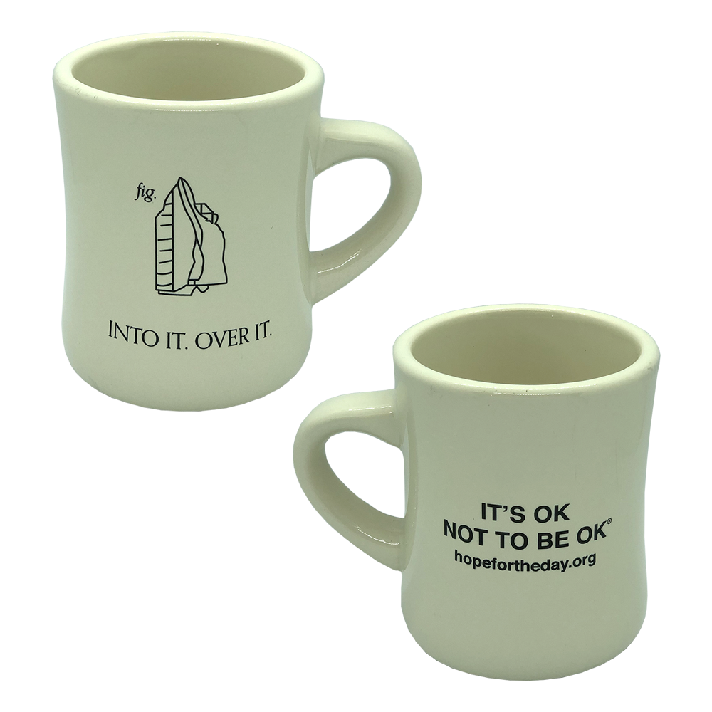 Into It. Over It. - Coffee Mug