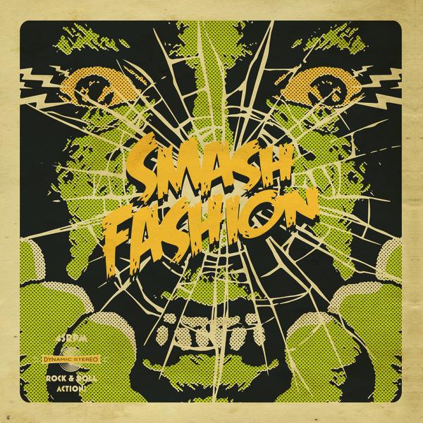 Smash Fashion - Got Da Hee Bee Gee Bees (at CBGBs) 7