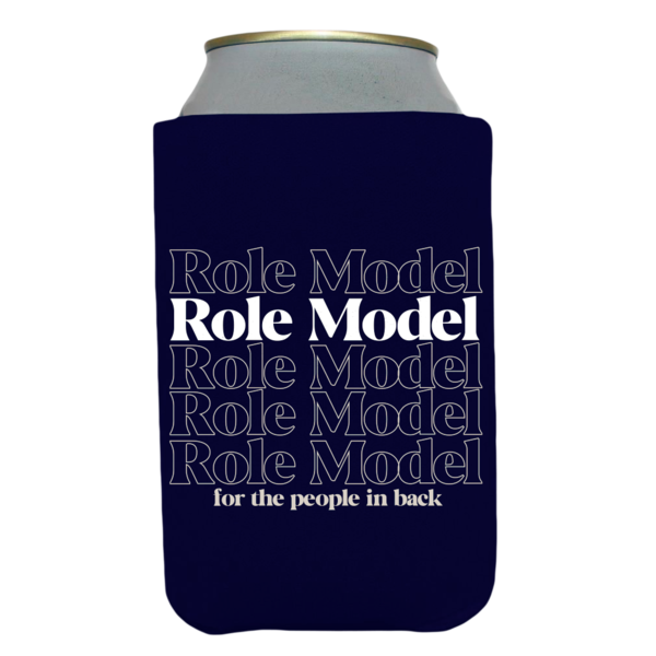 Repeating Logo Koozie