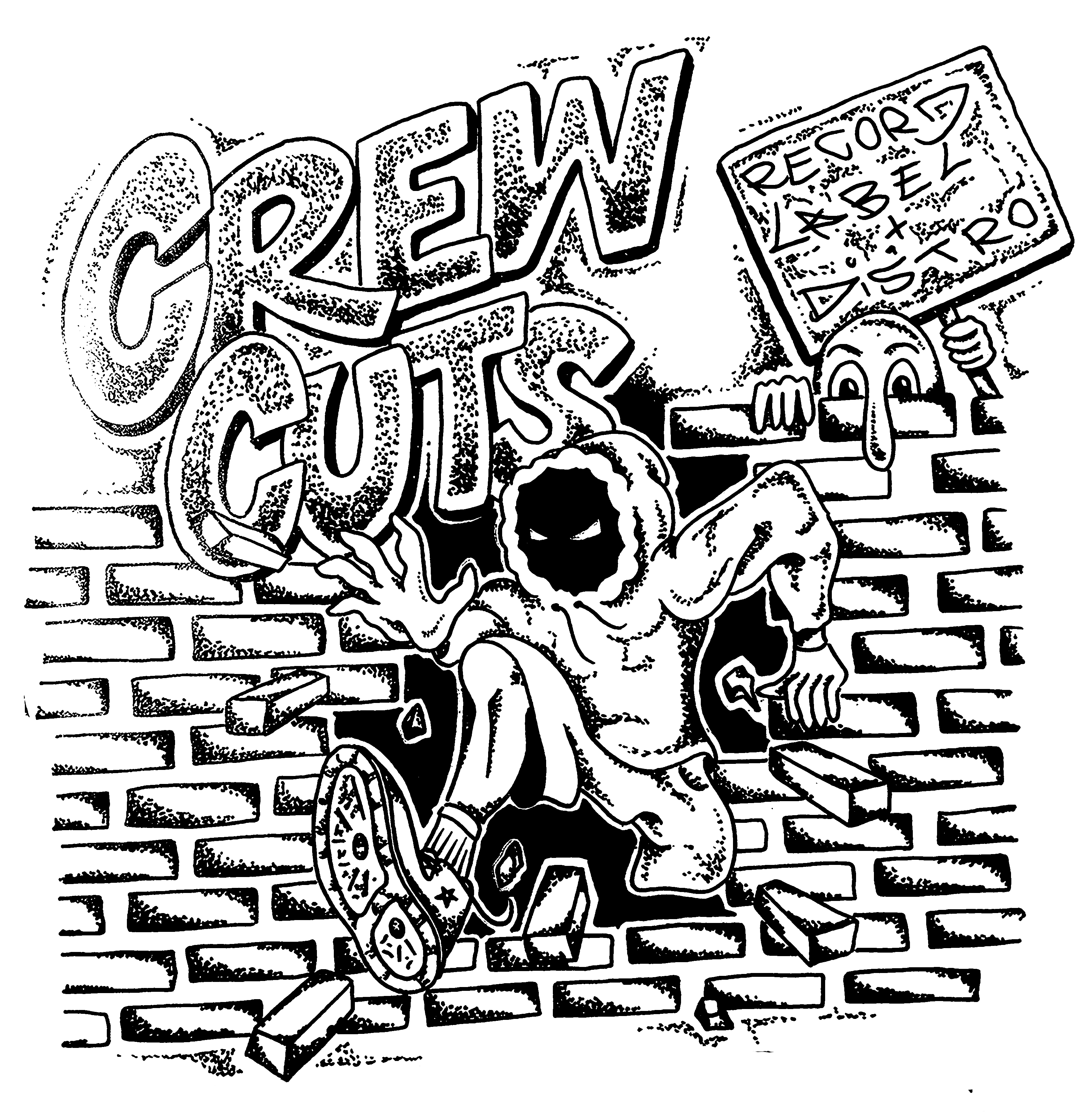 Bustin' Out Crew Shirt