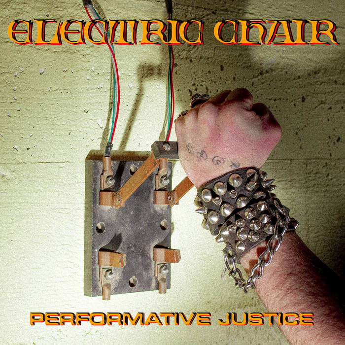 ELECTRIC CHAIR - Performative Justice 7