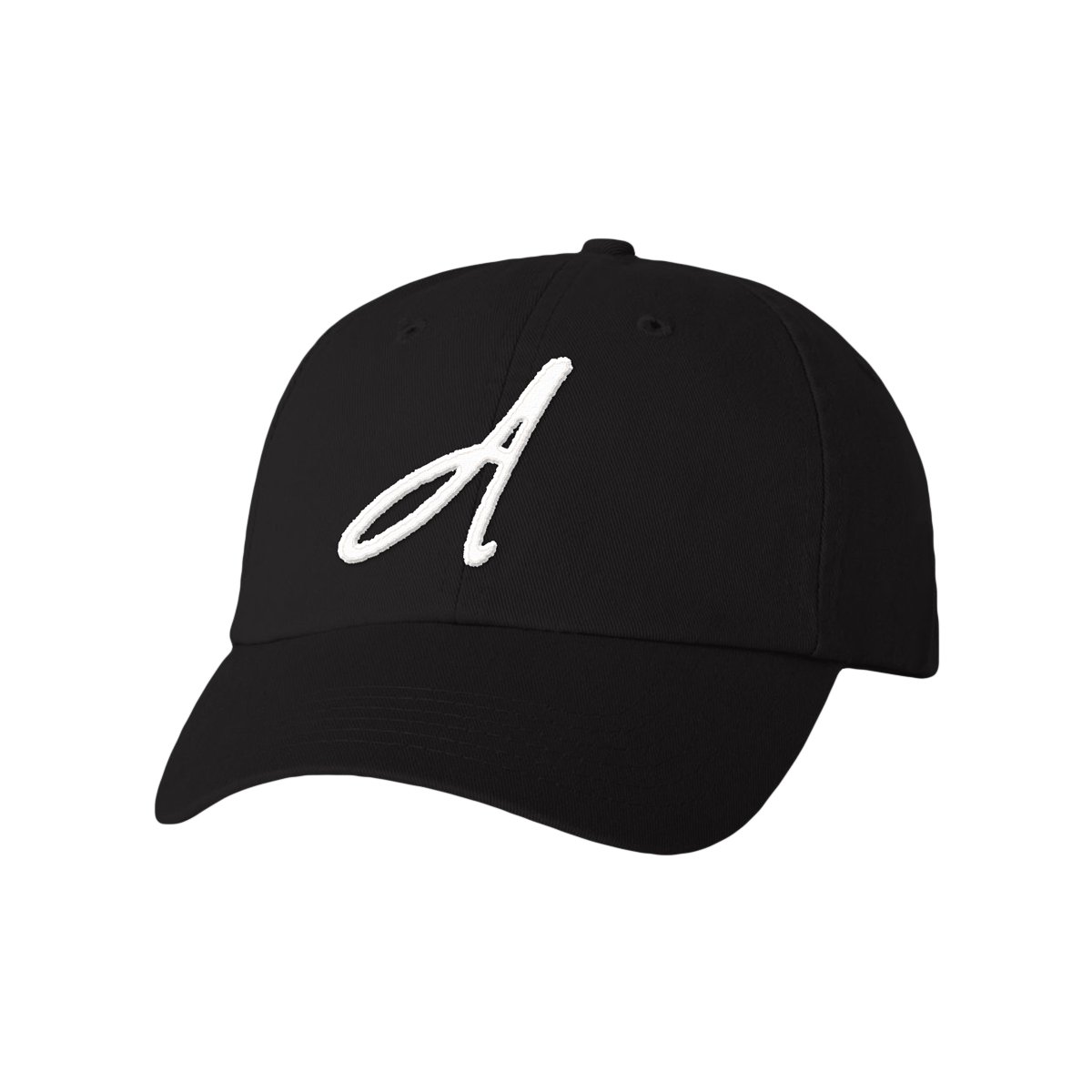 Alfredo's Baseball Hat - Black