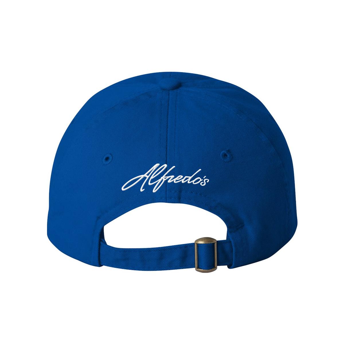 Alfredo's Baseball Hat - Blue